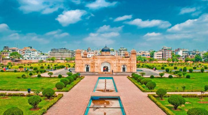 লালবাগ-কেল্লা নির্মাণের ইতিহাস