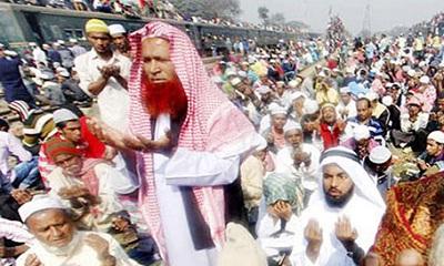 মুসলিম উম্মাহর সুখ-শান্তি, সমৃদ্ধি কামনায় শেষ হল আখেরি মোনাজাত