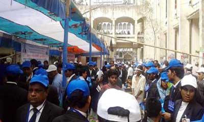 ঢাকা বার নির্বাচন : বিএনপিপন্থিদের জয়
