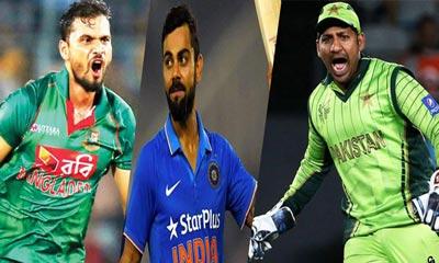 পাকিস্তান-ভারতের বিপক্ষে খেলবে বাংলাদেশ