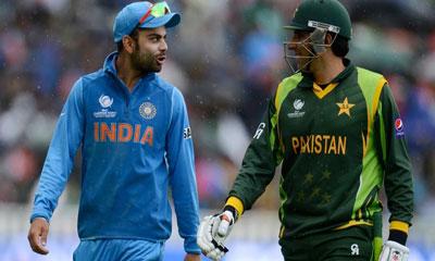 ভারত-পাকিস্তান ক্রিকেট সিরিজ হচ্ছে!