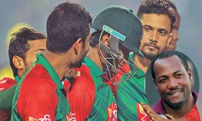 বাংলাদেশ ক্রিকেটকে চরম অপমান লারার