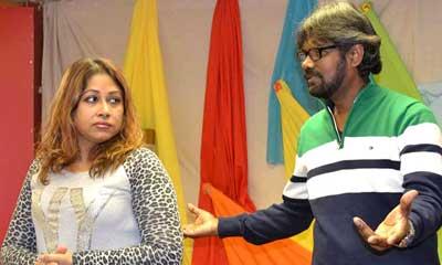 নবাব সিরাজউদ্দৌলা'র যাত্রা টরেন্টোতে