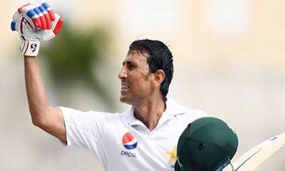 ইউনিসের সর্বকালের সেরা একাদশে ভারতীয় ক্রিকেটার