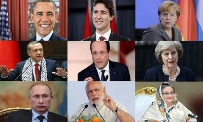 জেনে নিন বিশ্বের ৯টি দেশের রাষ্ট্রপ্রধানদের বেতন, অবাক হবেন