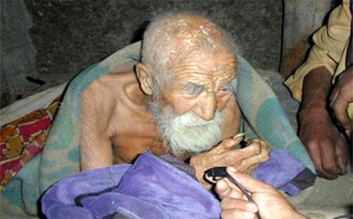 'মৃত্যু আমাকে ভুলেই গিয়েছে' : ১৮১ বছর বয়সি মুরাসি!