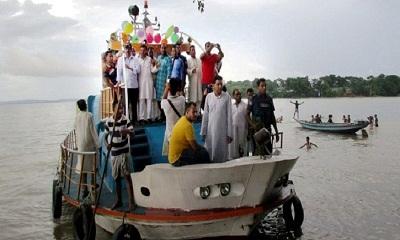 পর্যটকদের জন্য হাকালুকি হাওর ভ্রমণে বিলাসতরী
