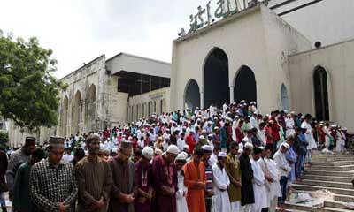 জুমাতুল বিদায় মুসলিম উম্মাহর শান্তি-সমৃদ্ধি কামনা