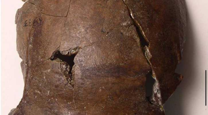 সুনামিতে মারা যান বিশ্বের প্রাচীনতম খুলির মালিক