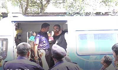 মুক্তিযোদ্ধা ফারুক হত্যা: এমপি রানাকে আদালতে হাজির