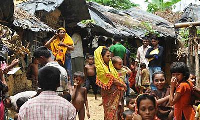 রোহিঙ্গা ক্যাম্পে প্রবেশে বিধি-নিষেধ আরোপ