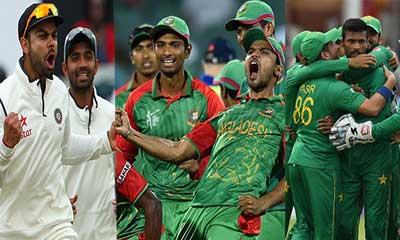 টেস্ট, ওয়ানডে, টি-২০: নতুন র্যাঙ্কিংয়ে কোন দল কোথায়