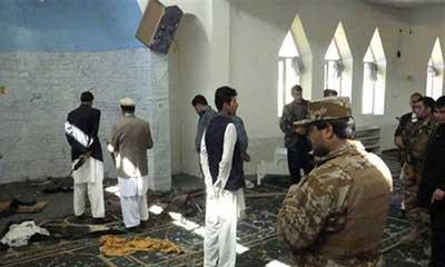 আফগানিস্তানে আত্মঘাতী হামলায় নিহত ৭২