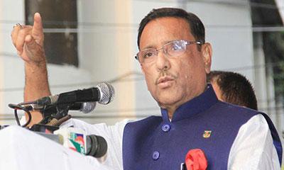 'বিএনপি বলত বাংলাদেশ ইন্ডিয়া হয়ে গেল, এখন বলছে গণতন্ত্র গেল'
