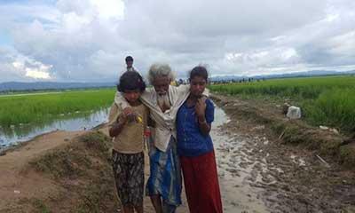 এইডস রোগীর সংখ্যা বাড়ছে রোহিঙ্গা ক্যাম্পে