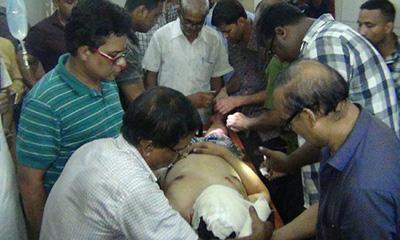 প্রতিপক্ষের হামলা, মৌলভীবাজারে কাউন্সিলরসহ আহত ৫