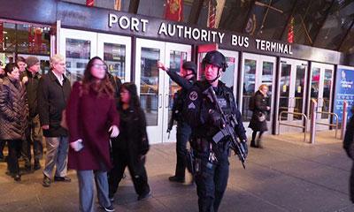 নিউ ইয়র্কে বিস্ফোরণ: 'হামলাকারী' বাংলাদেশি