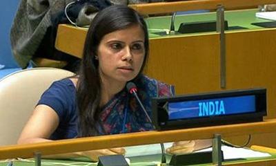 পাকিস্তানকে 'টেররিস্তান' বলল ভারত