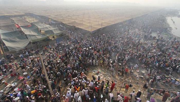 ইজতেমায় উপস্থিতি কম, সর্দি-কাশিতে আক্রান্ত মুসুল্লিরা
