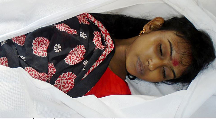 কাঁঠালিয়ায় এসএসসি পরীক্ষার্থীর 'মৃত্যু'