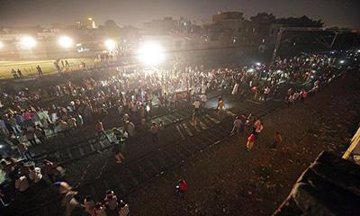 ভারতে ট্রেন দুর্ঘটনায় মৃতের সংখ্যা বাড়ছে