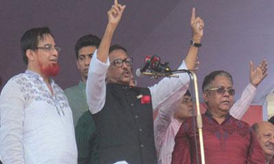 ব্যর্থ হয়ে গুজব সন্ত্রাস চালাচ্ছে বিএনপি: কাদের