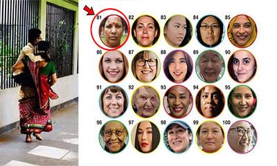 বিশ্বের ১০০ অনুপ্রেরণাদায়ী নারীর তালিকায় 'হৃদয়ের মা'
