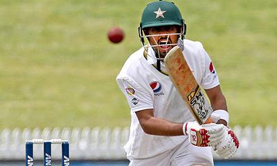 ১ রানে ৪ উইকেট হারিয়ে বিধ্বস্ত পাকিস্তান