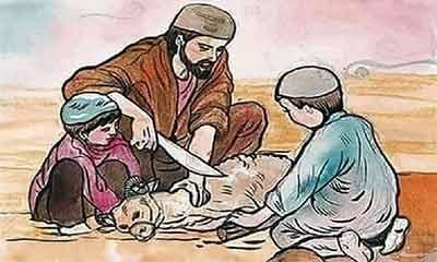 মহানবী (সা.) এর নামে কি কোরবানি দেওয়া যায়?