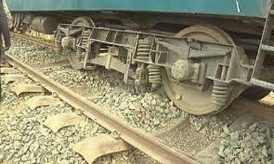 ঢাকার সঙ্গে চট্টগ্রাম-সিলেটের রেল যোগাযোগ বন্ধ