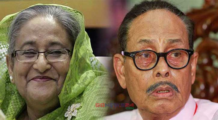 Suddenly why Ershad in the hospital?