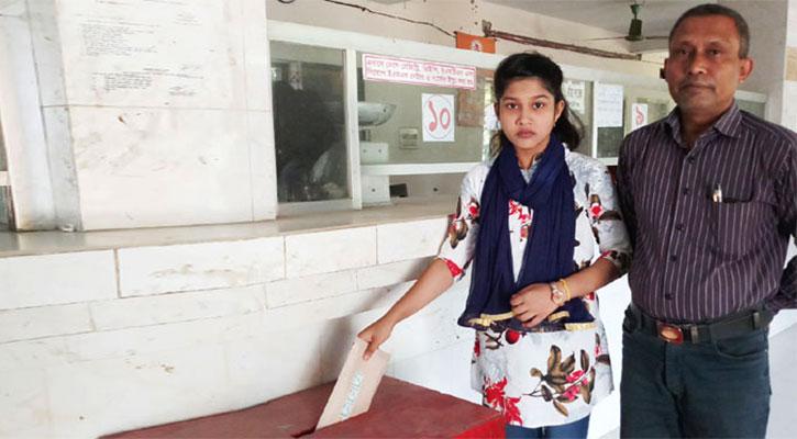 প্রধানমন্ত্রীর কাছে স্কুল ছাত্রী তনুশ্রীর বাঁচার আকুতি