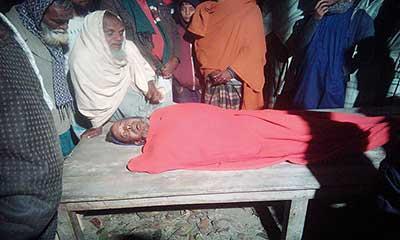 সুদের টাকা না পাওয়ায় পদদলিত করে দিনমজুরকে হত্যা