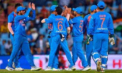 বাংলাদেশ-শ্রীলঙ্কার বিপক্ষে ভারতের দল ঘোষণা
