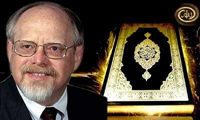 কুরআনের ভুল খুঁজতে গিয়ে খ্রিস্টান গবেষকের ইসলাম গ্রহণ
