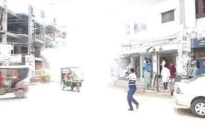রাজশাহীতে বিএনপির প্রচারে ককটেল বিস্ফোরণ, আহত ৫