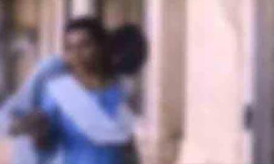 ছাত্রী-শিক্ষকের আপত্তিকর ছবি ভাইরাল, স্কুলে ভাঙচুর