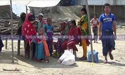 স্বাস্থ্যসেবা বঞ্চিত চর মোজাম্মেলের ১৫ হাজার বাসিন্দা