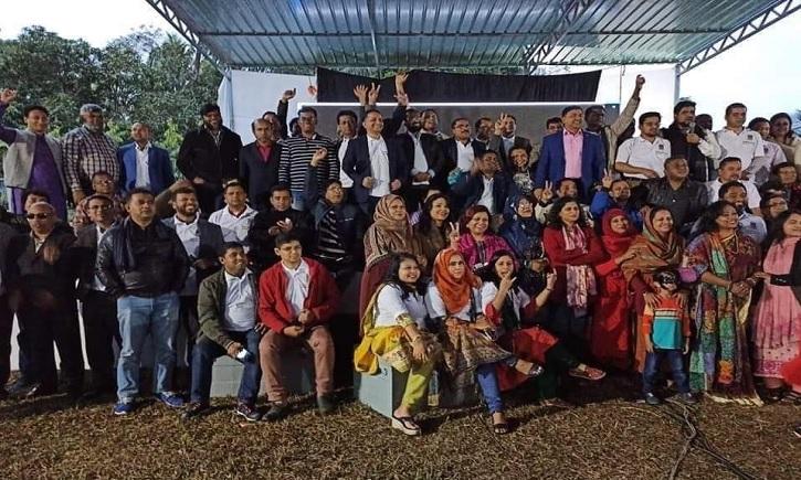 ঢাকা ইউনিভার্সিটি ফ্রেন্ডস সোসাইটির (১৯৯৪-৯৫) পিকনিক অনুষ্ঠিত