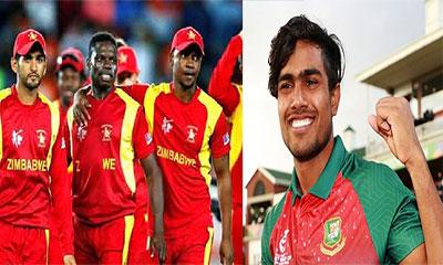 জিম্বাবুয়ের বিপক্ষে খেলবেন বিশ্বকাপ জয়ী ৬ ক্রিকেটার