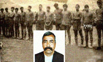স্বাধীন বাংলা ফুটবল দলের খেলোয়াড় লুৎফর আর নেই