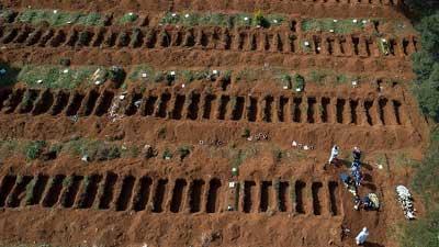 ব্রাজিলে করোনাভাইরাস পরিস্থিতির আরও অবনতি