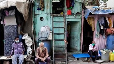 কলকাতার বস্তিতে যে কারণে করোনা সংক্রমণ খুবই কম