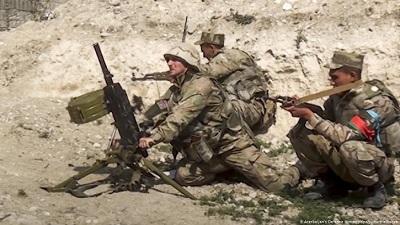 চলছে আর্মেনিয়া-আজারবাইজান যুদ্ধ, নিহত বেড়ে ৯৫