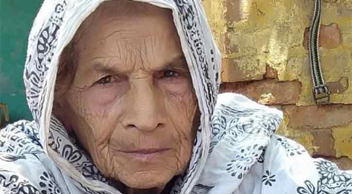 ৮৫ বছরের বৃদ্ধাকে পুড়িয়ে মারল দিল্লির হিন্দুবাদীরা