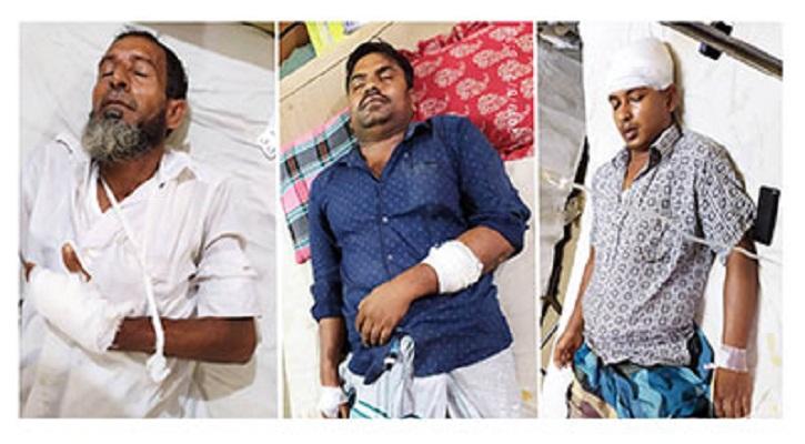 নোয়াখালীতে আওয়ামী-যুবলীগের সংঘর্ষে আহত অর্ধশতাধিক