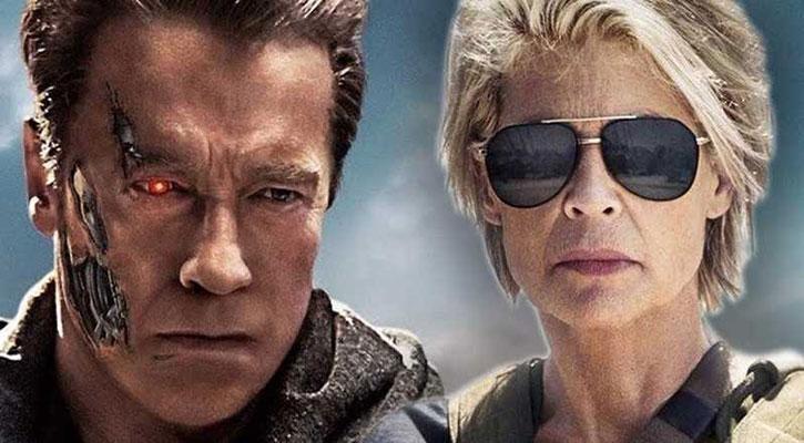 Terminator: Dark Fit