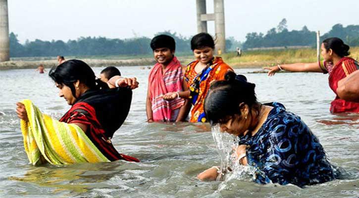 লাঙ্গলবন্দে পূণ্যস্নানে বৃদ্ধার মৃত্যু