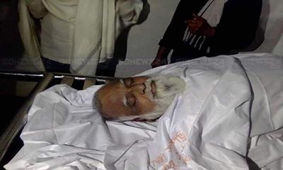 বীর মুক্তিযোদ্ধা আলহাজ্ব মমতাজ উদ্দিন সি.আই.পি আর নেই