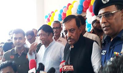 'যেকোনও পরিস্থিতি মোকাবিলায় নিরাপত্তা বাহিনী সজাগ'
